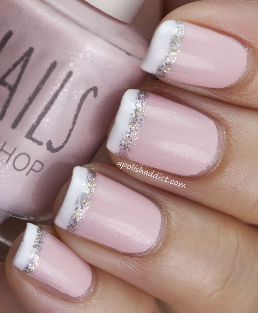 Shake Up The Traditional French Manicure